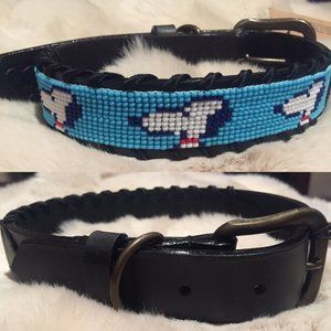 Camp Hero Size Large Snoopy Peanuts Dog Collar
